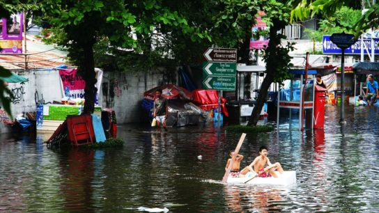 Sea Level Rising will Disproportionately Affect Developing Countries