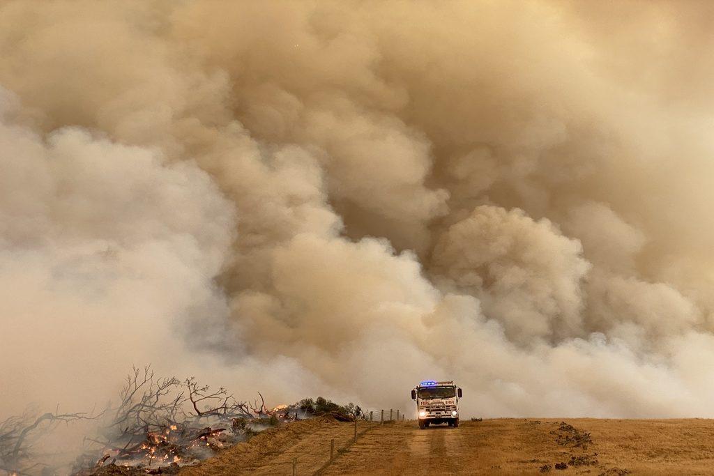 Climate Crisis Now: The Australia Bushfire Catastrophe