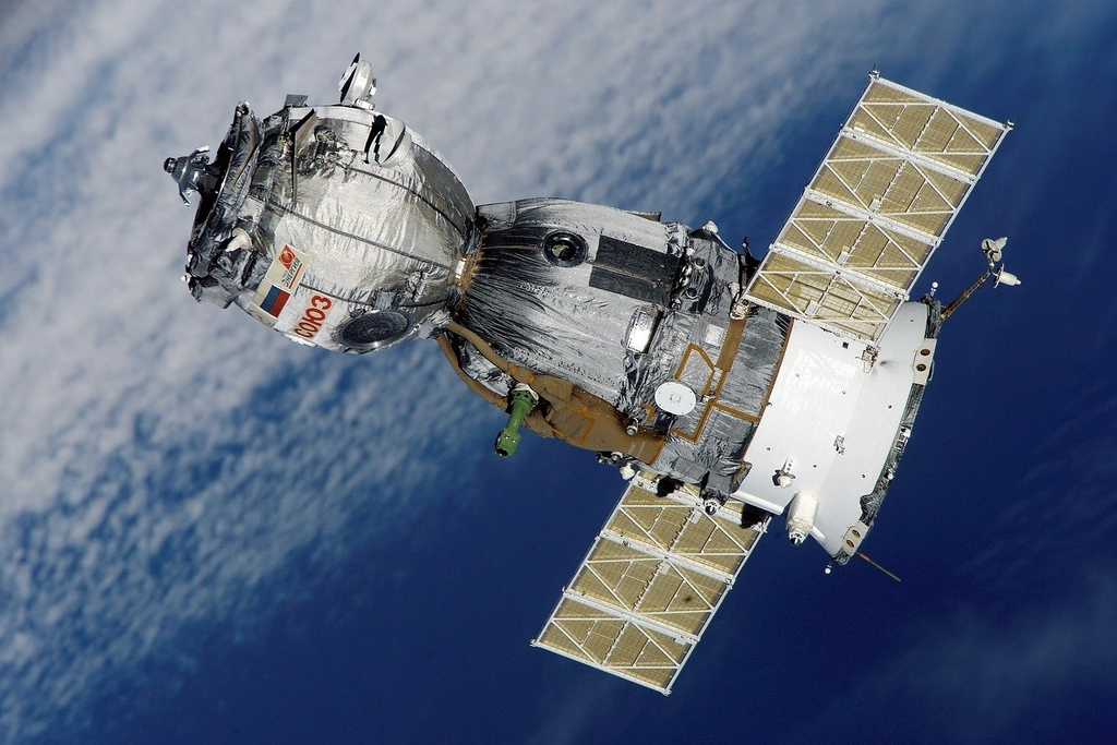 Outside Looking In: Satellites in the Climate Crisis