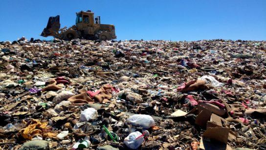 Singapore Sent 3 Million Tonnes of Waste to Landfill Last Year