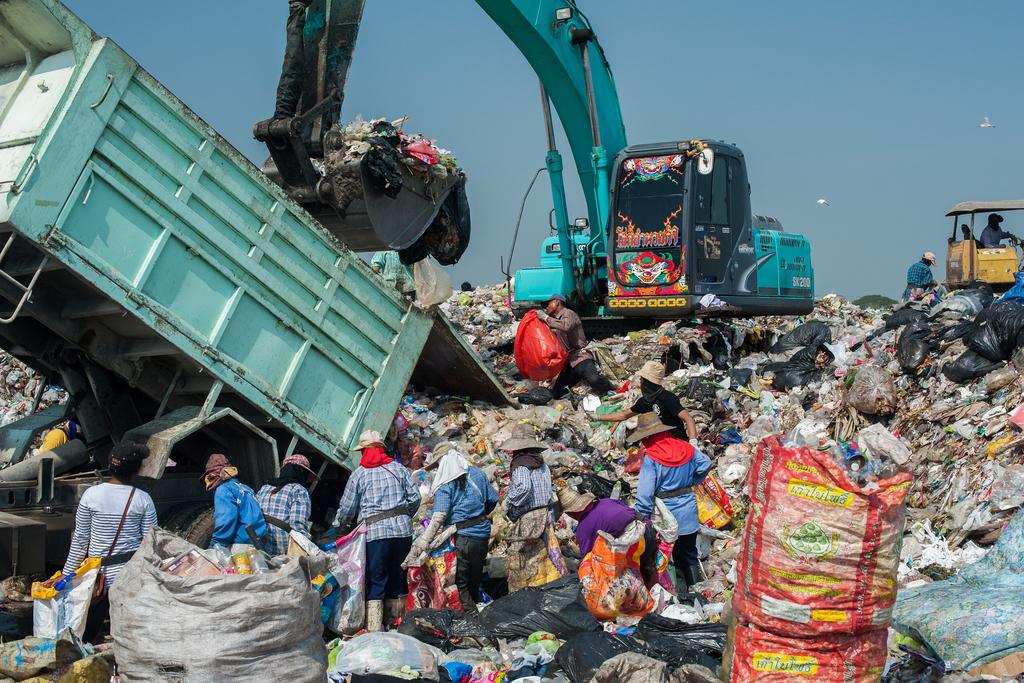 Asia's Battle Against Plastic Waste