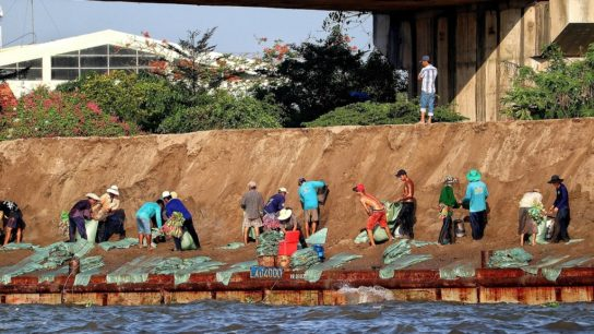 The Mekong River Unrest: The Battle For Water
