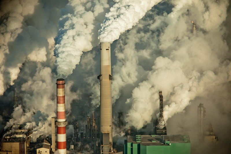 Climate Hypocrite: Canada Continues To Prop Up Fossil Fuels