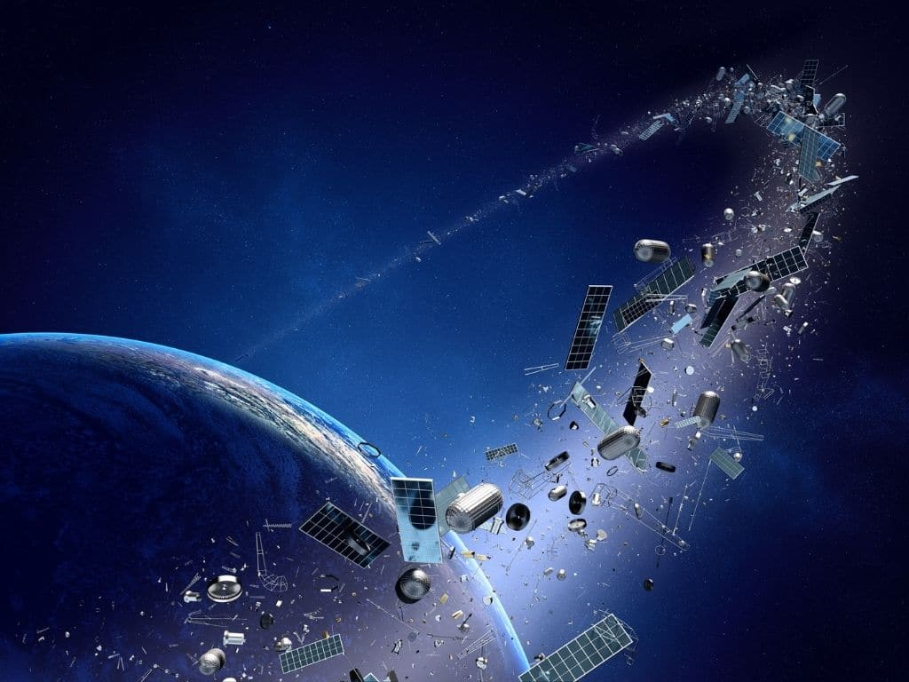 What is Space Junk and How Does It Affect the Environment?