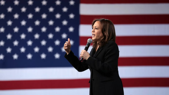 Kamala Harris is Biden's VP Pick. What Does That Mean For the Climate?