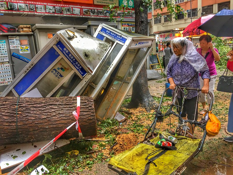 How Hong Kong's Rain Tunnel Network Helps Mitigate the Climate Crisis