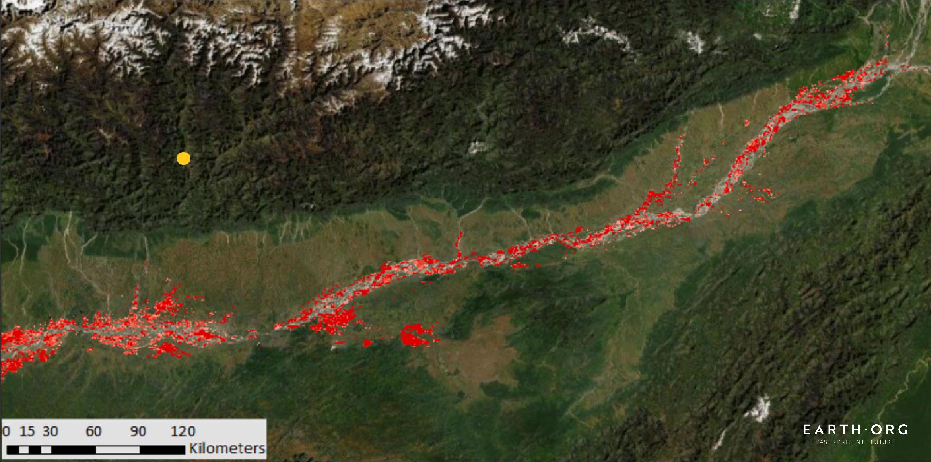 Assam flooding 2020