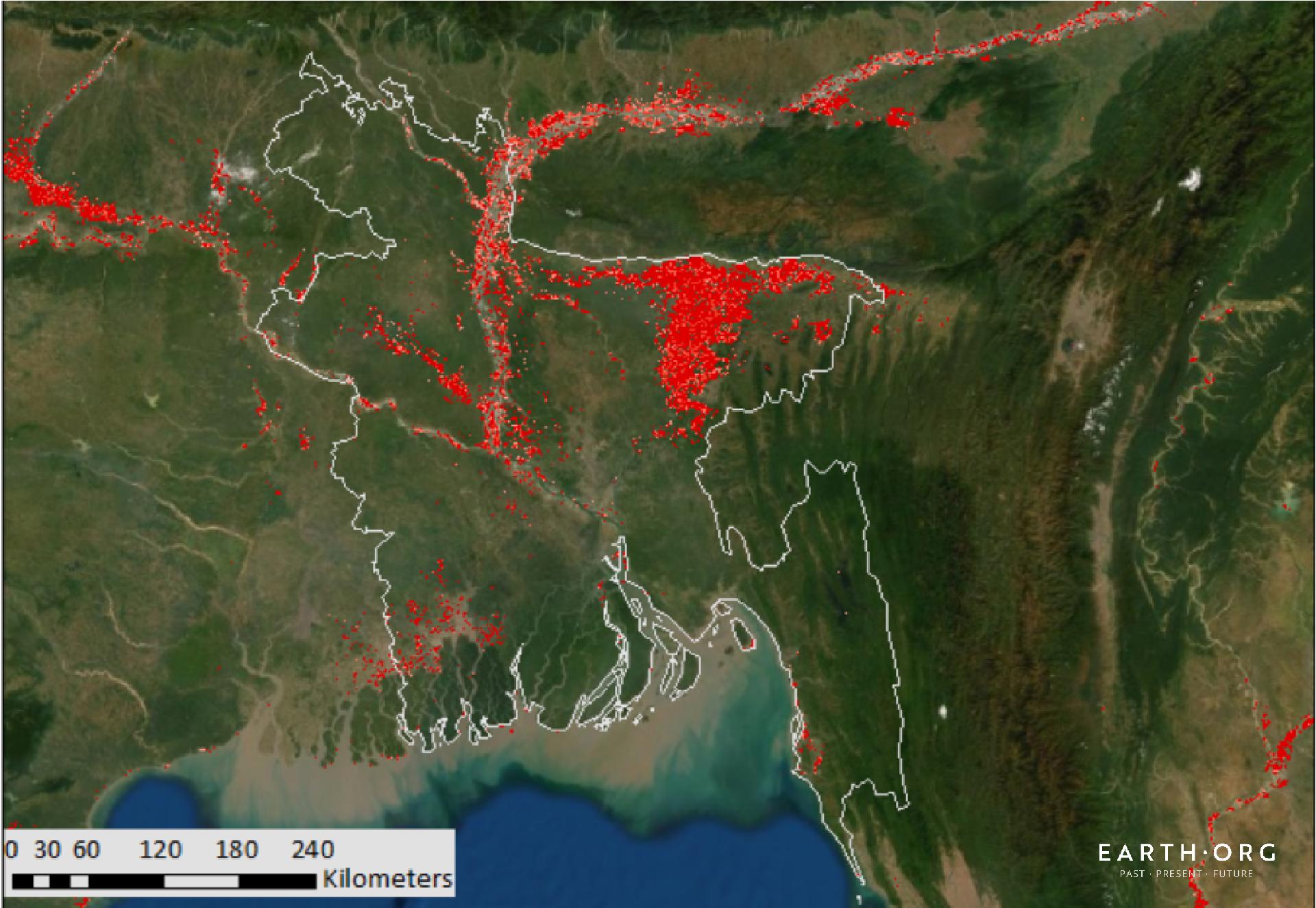 Bangladesh floods 2020