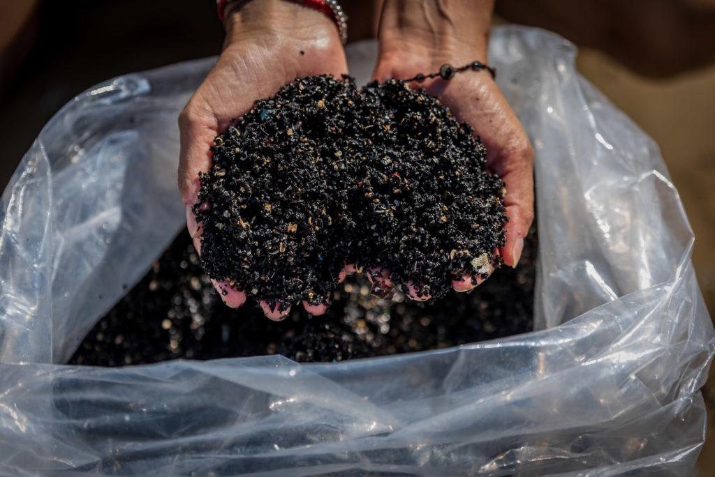 plastic free seas microplastics