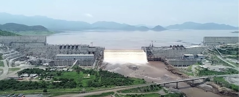 Tensions in Africa Amid Development of Ethiopian Hydroelectric Dam