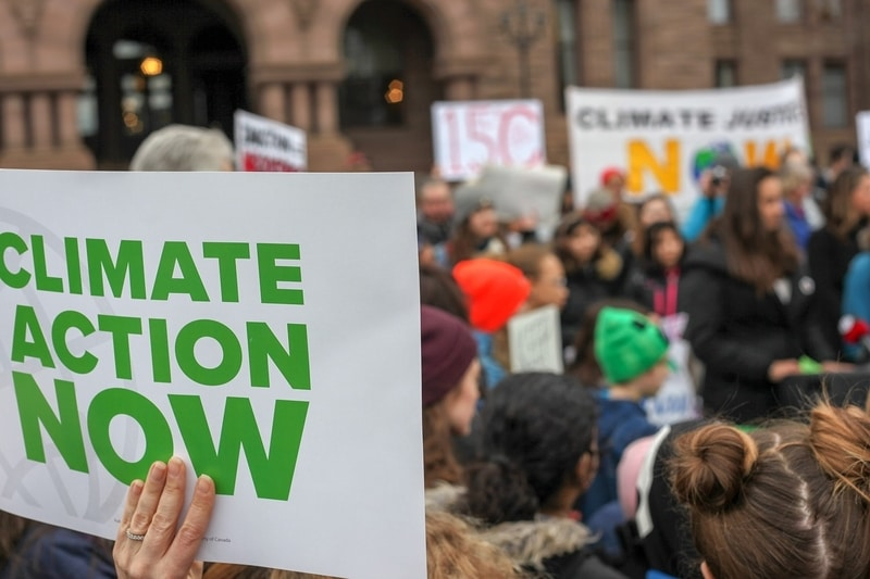 Why We Need to Change Capitalism for Climate Action