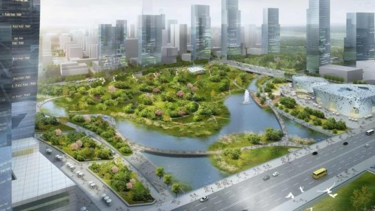 'Sponge Cities' Could Be The Answer to China's Impending Water Crisis