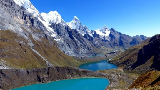 Glacial Lakes Have Grown Rapidly Worldwide- Satellite Images