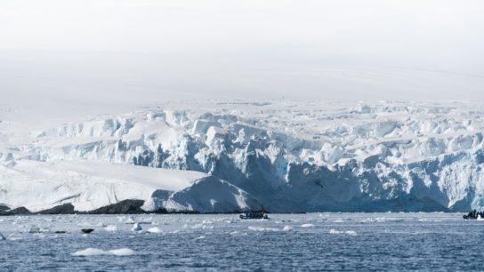 Antarctica's Snowfall