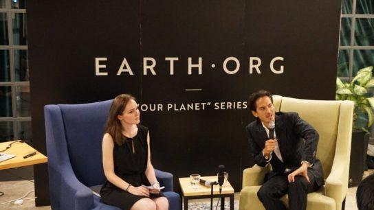 Sean Lee-Davies: Avoiding the Sixth Mass Extinction
