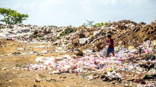 Sharp Rise in Plastic Waste Crime- INTERPOL