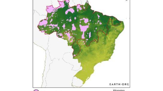 Extreme Heat to Worsen the Amazon's Drought