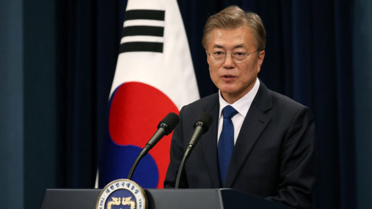 South Korea Pledges to Cut Carbon Emissions by 40% by 2030