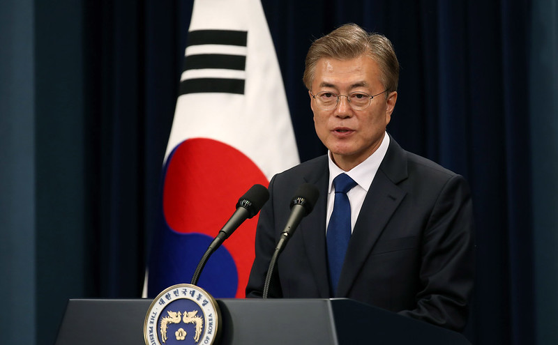 South Korea Pledges to Become Carbon Neutral By 2050, Days After Japan
