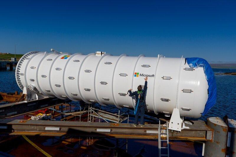Underwater Data Centres: the Future of Data Storage?