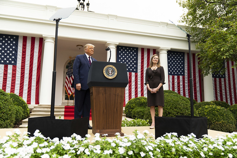 What Amy Coney Barrett's Confirmation to the US Supreme Court Could Mean for Climate Change