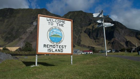 Tristan da Cunha Island Creates Marine Protected Area Three Times the Size of the UK