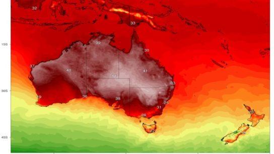 Australia: Another Summer, Another Heatwave