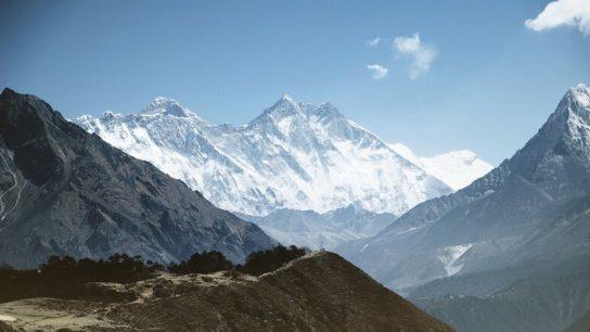 Microplastics Found Near Summit of Mount Everest