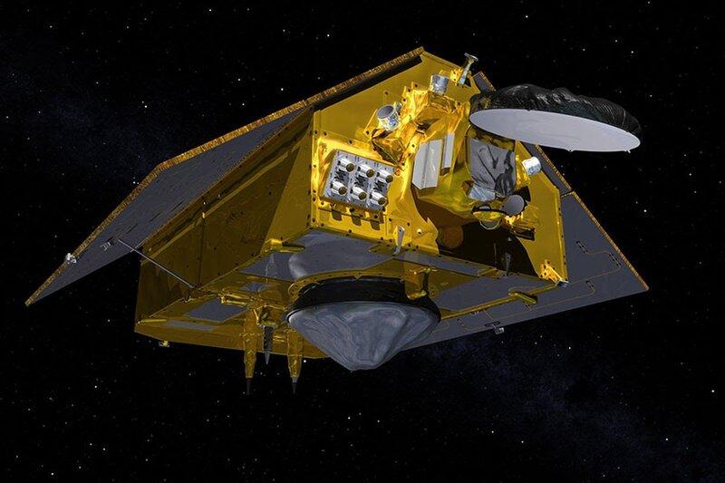 NASA Launches a Satellite to Track Sea Level Rise