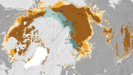 Mapping Permafrost: The Nunataryuk Project