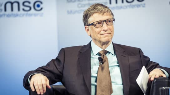 Bill Gates: 'Wealthier Countries Should Switch to Plant-Based Beef'