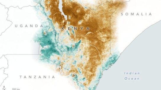 How NASA Satellite Data Helps Fight Food Insecurity in Kenya