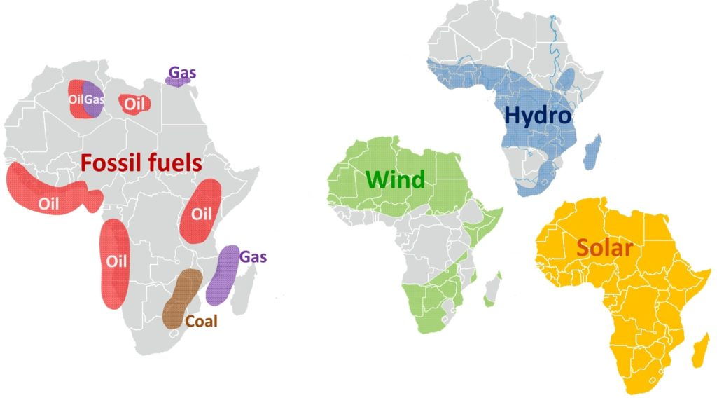 africa renewable energy potential