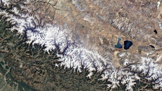 Glacier Break in India: A Climate Change Perspective