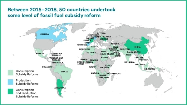 subsidy reform
