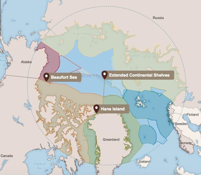 eez and territorial waters