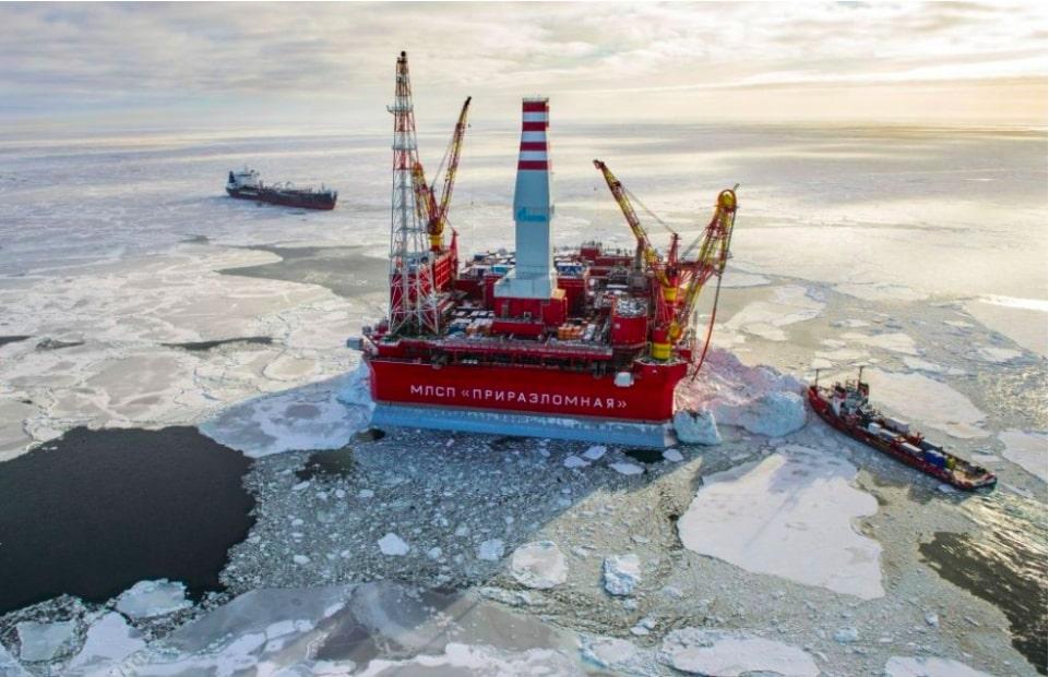Russian ship Arctic