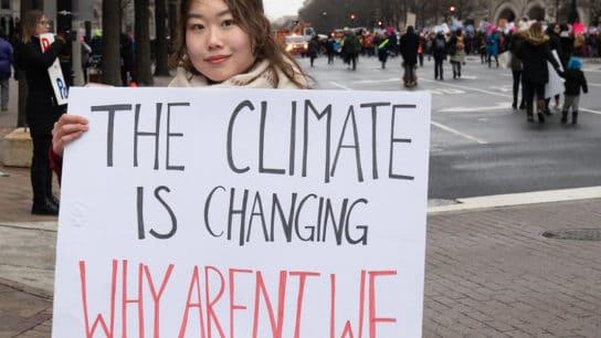 International Women's Day: 10 Women Saving the Planet