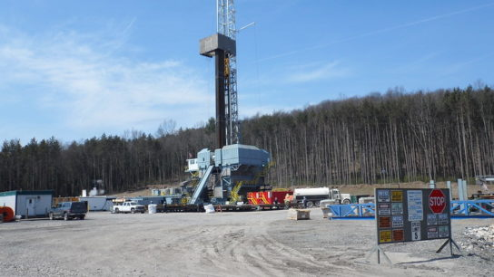 Shale Drilling Restarts in the US, Causing Methane Emissions to Soar