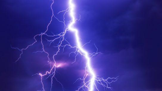 Arctic Lightning Strikes Have Tripled