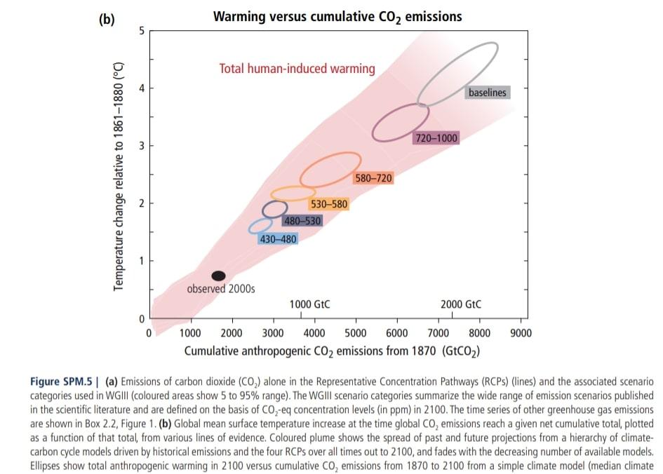 atmospheric carbon levels