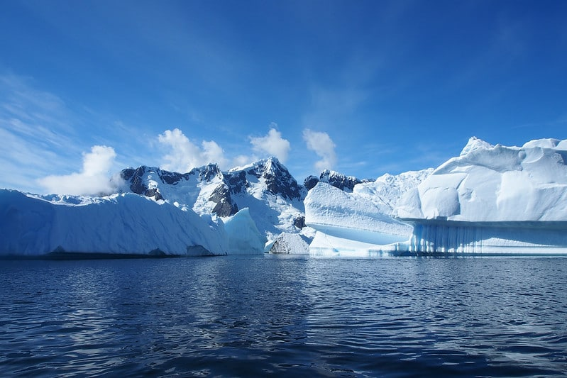Ocean Gases are Accelerating Warming in Antarctica- Study