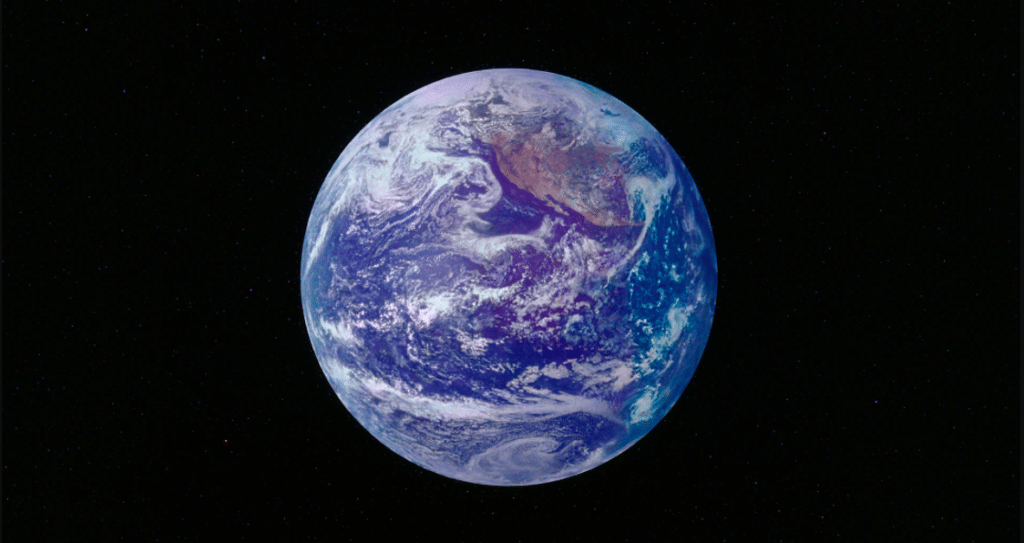 Our Planet's Trajectory