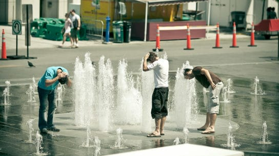 Record Heat Waves Are A Taste of What's To Come Under Climate Change