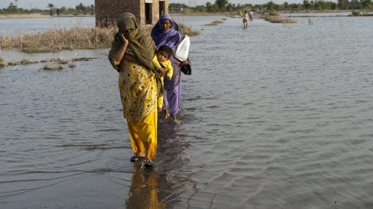 Climate Change: Flooding Will Hit Asia the Hardest- Report