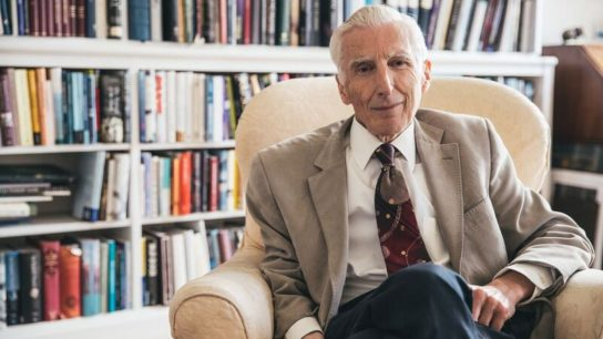 In Conversation with Lord Martin Rees: 'The Future is in Our Hands, but the Stakes Have Never Been Higher'