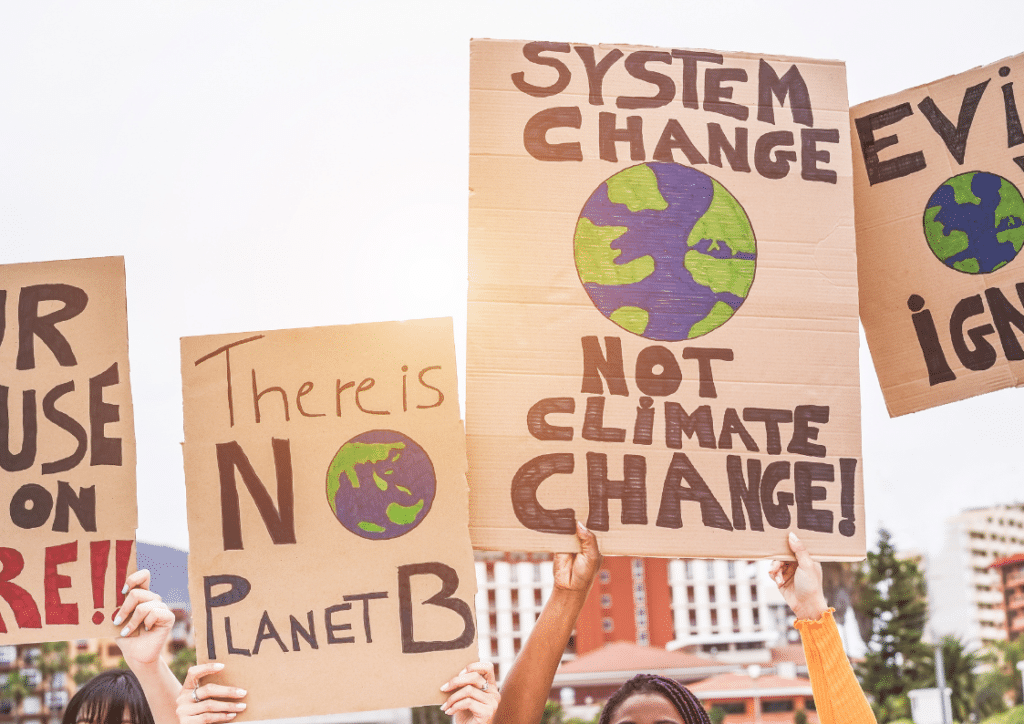 Problems Brought on By Climate Change and the Solutions