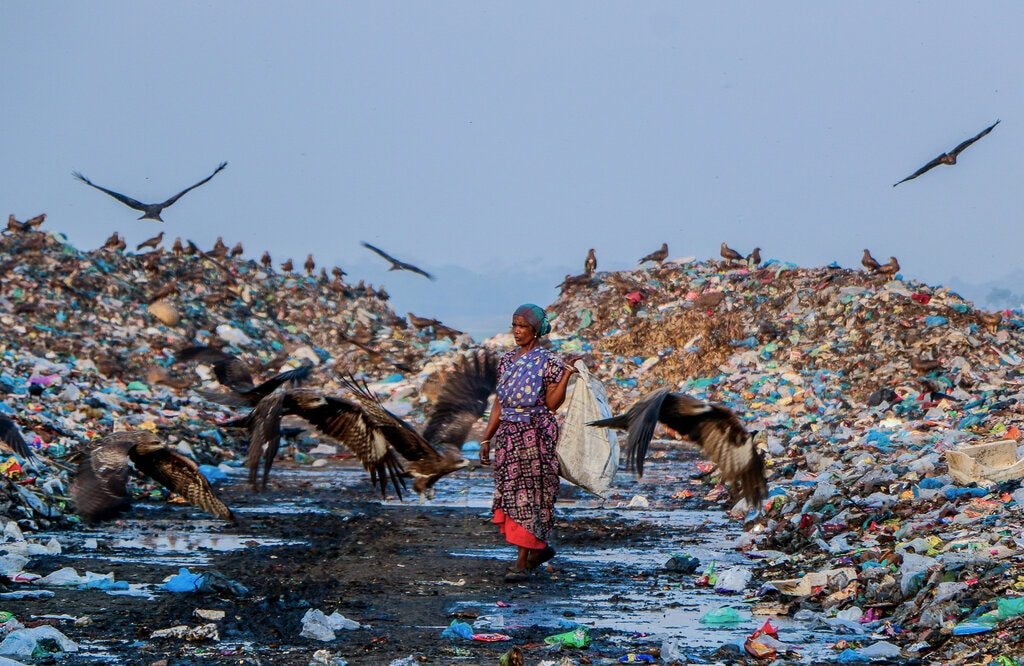 plastic pollution, plastic waste, ziaul huque