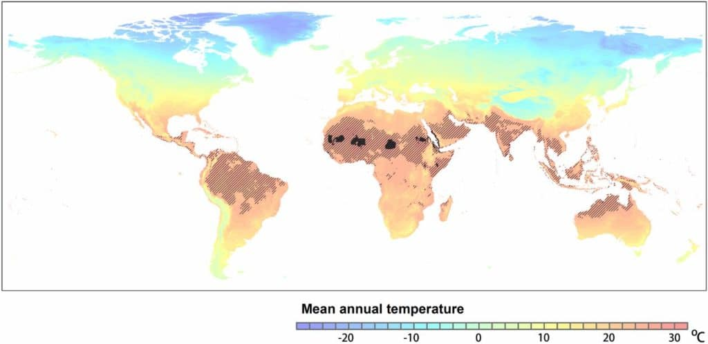 too hot to live climate change facts