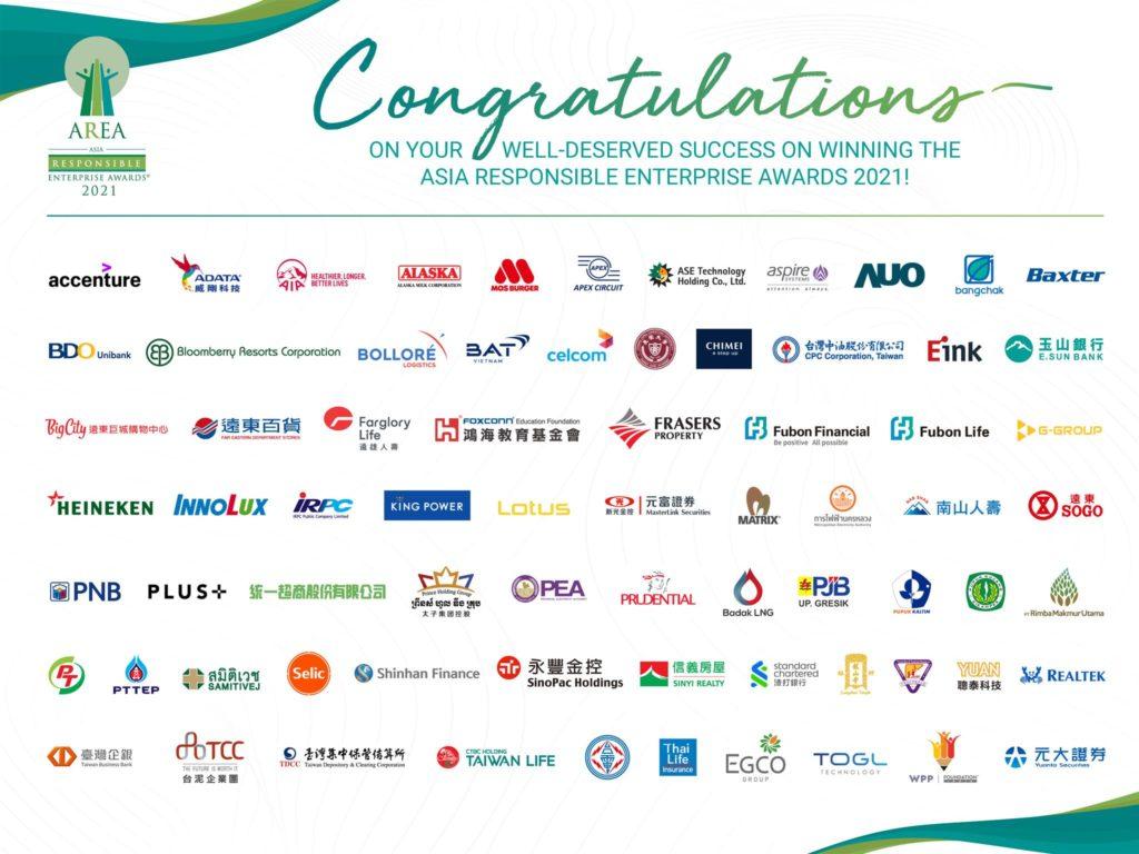 Asia Responsible Enterprise Awards, corporate social responsibility